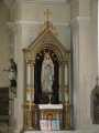 KICLÉD Szűz Mária oltár