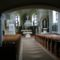 KICLÉD templom belső