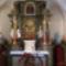 LENDVA  Szentháromsági kápolna oltár
