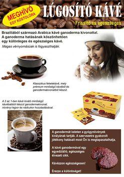 DXN kávés üzlet