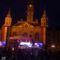 Győr,Városháza elött Kormorán koncert   2011.március 15
