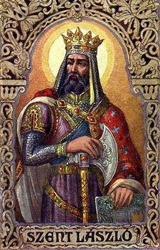 I. (Szent) László magyar király