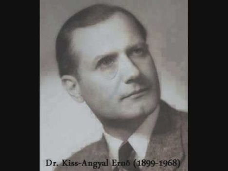 Kiss Angyal Ernő  1899   -  1968 ..