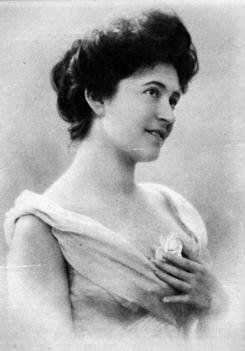 Selma Kurz 1900