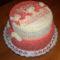 Szülinapra ,emeletes torta