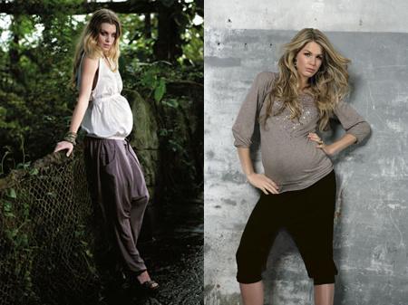 61531dfc17 Terhesség: tavaszi kismama divat 1 (kép)
