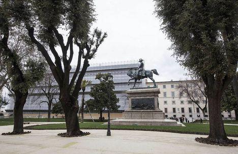 Villa Carlo Alberto e il Giardino Sant'Andrea al Quirinale