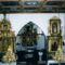 GÁBOLTÓ a szentély és két mellék oltár