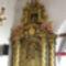 GÁBOLTÓ oltár a a Skapulárés Szűz Anya kegyképével