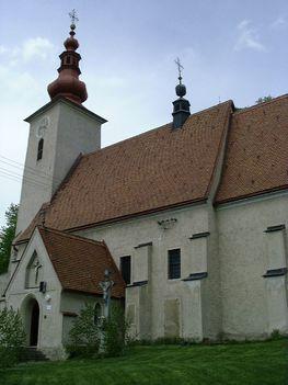 GÁBOLTÓ templom