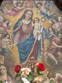 KAPRONCA Szűz Mária