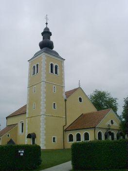 KAPRONCA templom