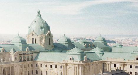Neobarokk kupola budai var