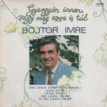 BOJTOR  IMRE  1923  -  1999 ..