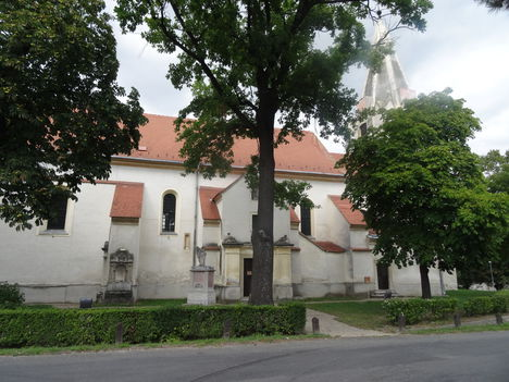 Szent Márton templom, Rajka 2015. szeptember 08.-án