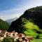 Alpok látkép