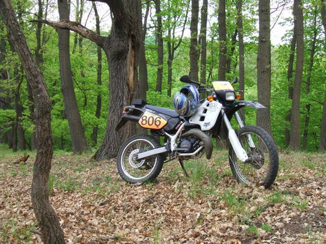 Aprilia RX 50 '92