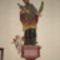 LÓK templom Nepomuki Szent János szobra