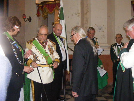 Lovag Anatole Hongrois híres magyar a máltai lovagrendben. 1
