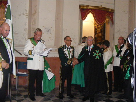 Lovag Anatole Hongrois híres magyar a máltai lovagrendben. 5