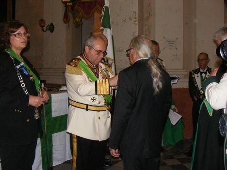 Lovag Anatole Hongrois híres magyar a máltai lovagrendben. 6