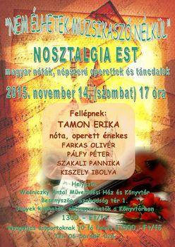 Nosztalgia est
