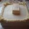 Bérmálásra fehér torta