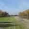 Mecsér, Mosoni-Duna folyó belterületi szakasza, 2015. október 27.-én