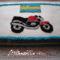 Motoros és székelyzászlós torta