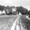 Rajka, a régi Dunaparti határőrépület az ún. Kacsaláb az 1970-es években