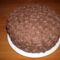 Szülinapra csoki torta