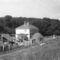 A régi Rajkai gátőrház ( a gátőr Tóth Imre) az 1970-es években
