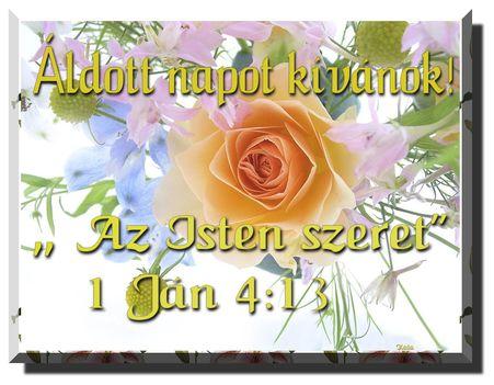 Isten szeret
