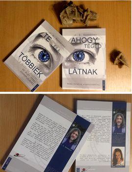 könyv két oldala