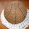 Kosárlabda torta