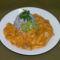 Gombás pulykacsíkok mákos rizzsel