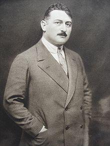 Jean Gilbert német operettszerző