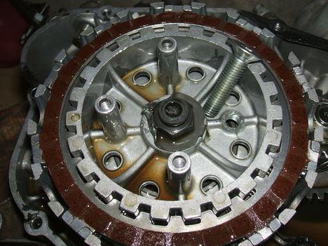 Kuplung, javított