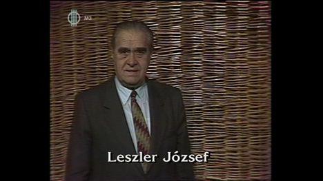 LESZLER  JÓZSEF    1914  -  2004 ..