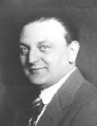 Ralph Benatzky osztrák - cseh operettszerző