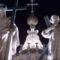 Szent Péter bazilika LED fényben