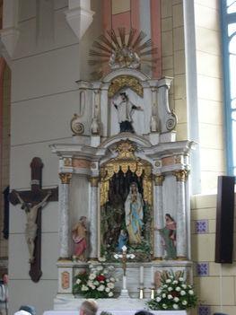 BÉLAVÁR Mária oltár