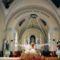 FRIVALD kegytemplom szentélye