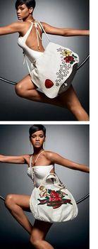 Gucci kollekció Rihanna-val