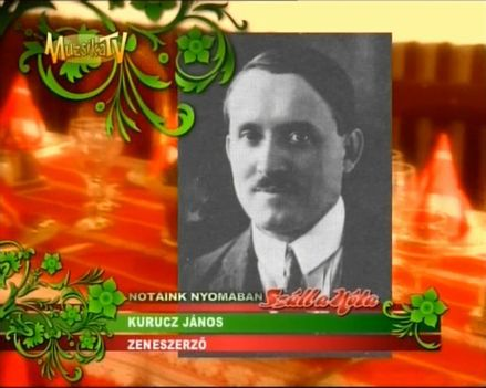 KURUCZ  JÁNOS   1883  -  1940 ..