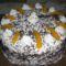 Oszibarackos torta