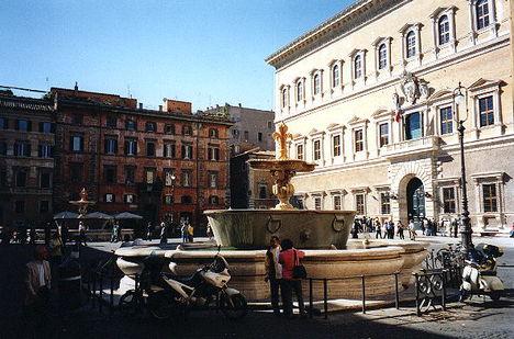 Palazzo Farnese ma