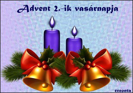 Advent Második 2 !!!
