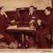Ábrahám Pál (középen) Bársony Rózsi Alpár Gitta édesapjával 1933