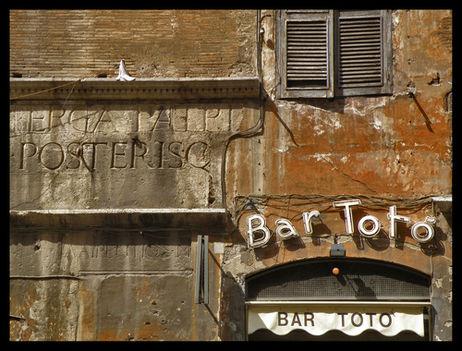 Bar Toto, Roma